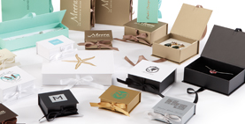 Jewelry Boxes Product categories First Impressions Packaging
